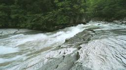 Akazawa Valley, Nagano Prefecture Footage