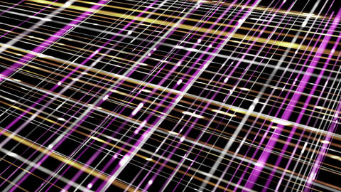 Set With 10 LIGHT STRIPE Animations