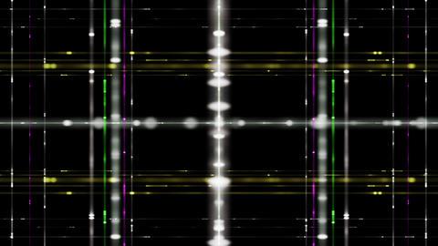 Futuristic technology light stripe video animation, loop HD Animation