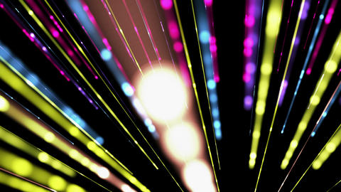 Set With 10 LIGHT STRIPE Animations 1