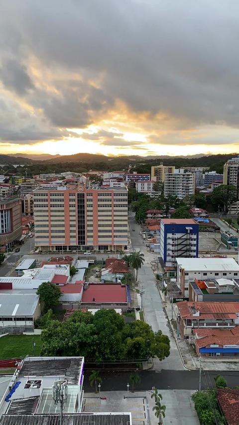 Time Lapse Panama City Live Action