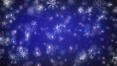 Christmas VJ Loop Animation