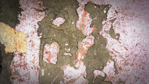 Grunge Rust Wall Videos animados
