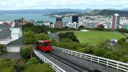 Wellington, New Zealand Footage