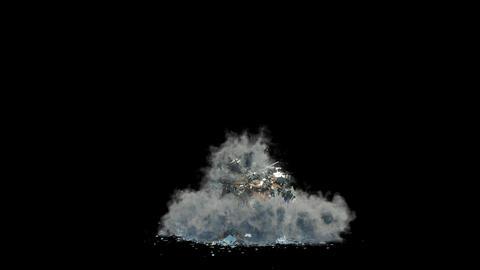 Skyscraper Destruction 2 Videos animados