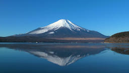 View of Mount Fuji, Japan Footage
