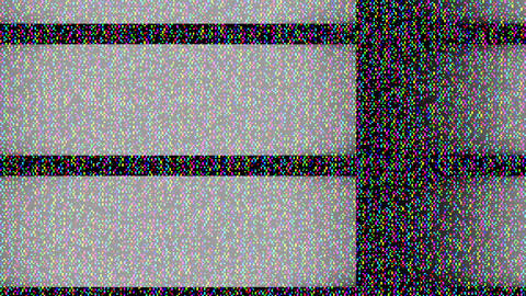 Noise transition CG動画