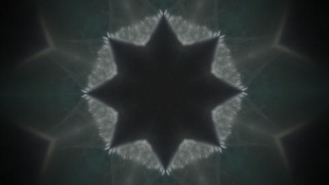 Universal ornamental sci-fi trendy shimmering background. Data mosh footage Live Action