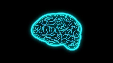 Health Brain footage animation CG動画