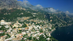 Sorrento Peninsula, Italy Footage