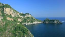 Costiera Amalfitana, Italy Footage