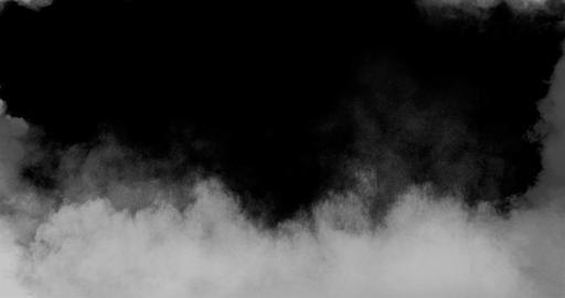 Smoke Rising In Animation