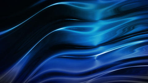 Dark Blue Glossy Loop Background Animation