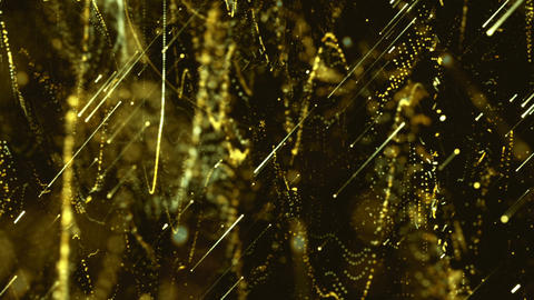 Abstract Particles 07 GIF