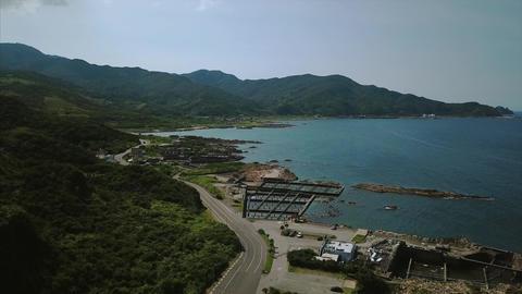 Taiwan Coastline Northeast 01 Live Action