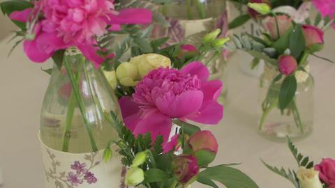 Pink Peonies Floristics GIF