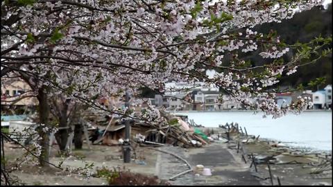 13tsunami japan Footage
