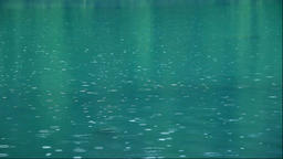 Fresh green at Lake Onneto in Hokkaido Footage