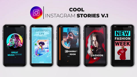 100 Cool Insta Stories