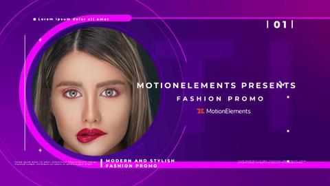 Style Fashion Presentation Premiere Pro Template