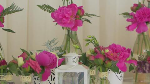 Wedding Flowers Candle GIF