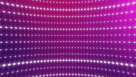 Shimmering Disco Wall Cinematic CG動画