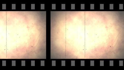 Retro Cine Reel Frame 09 Animation