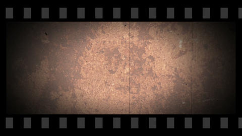 Retro Cine Reel Frame 08 Animation