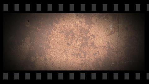 Retro Cine Reel Frame 04 Animation