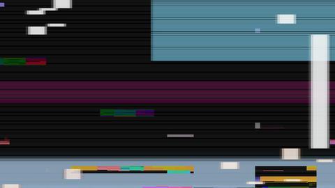 Glitch 15 Animation