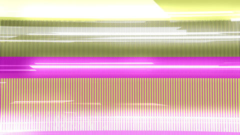 VHS Colorful Transition Animation