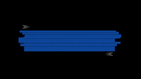 Glitch Lower Third Animation