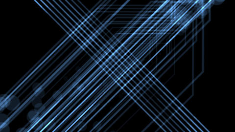 Network and other cyber background images video Animation
