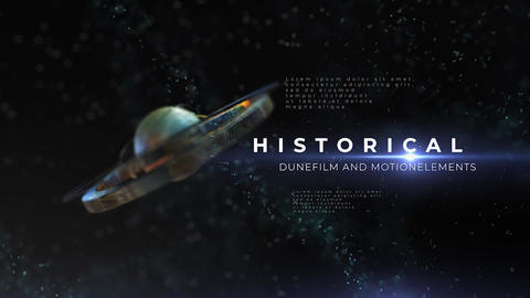 Historcal Movies Titles Premiere Pro Template