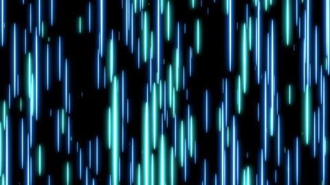 Blue speed light abstract background Animation