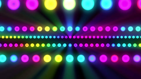 Colorful Background Loop Animation