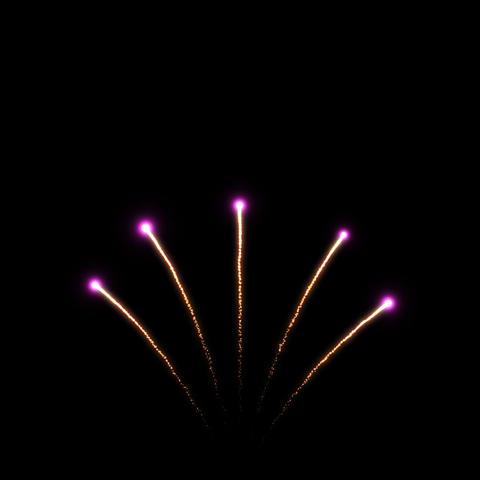 Fireworks Toranoo 03 ProRes CG動画