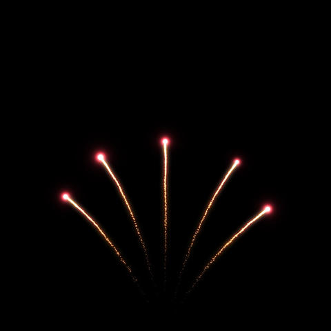 Fireworks Toranoo 04 ProRes CG動画