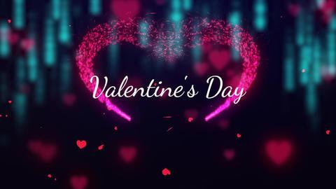 Valentine's Day Premiere Pro Template