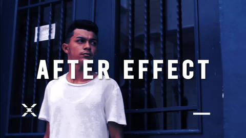 Urban Power Promo After Effects Template
