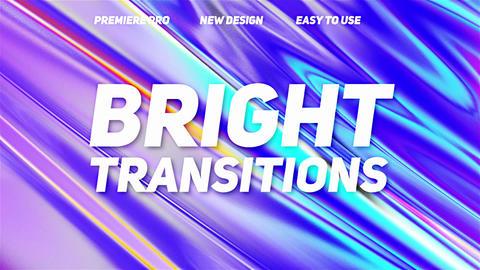 Bright Transitions Premiere Pro Effect Preset