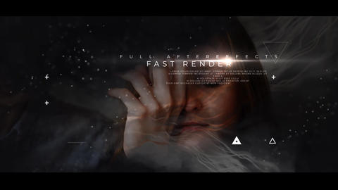 Cinematic Titles V3 After Effects Template