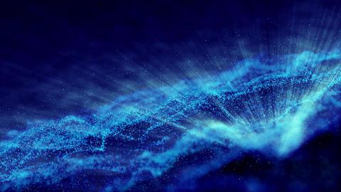Particule Universe Animation
