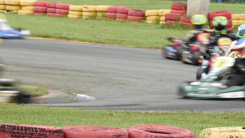Compiled from Kart images. Professional Championship 01 Live Action