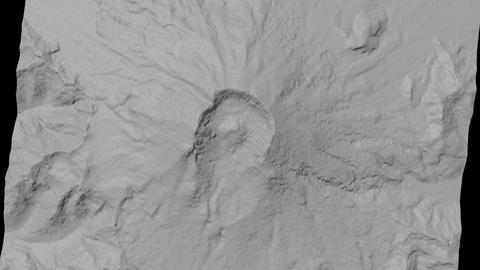 Mount Saint Helens 3D Animation Videos animados