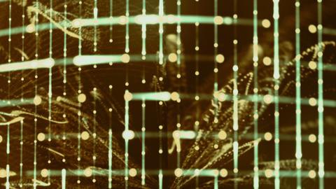 Grid Light Streaks 07 GIF