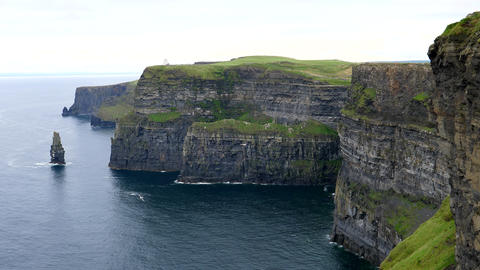 Magnificant Cliffs of Moher Live Action