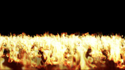 Fire Flames, Floor Burning Animation
