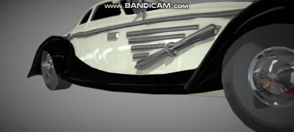 Sporecedes AMG 3D Model