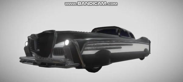 Mercedes car 3D Model